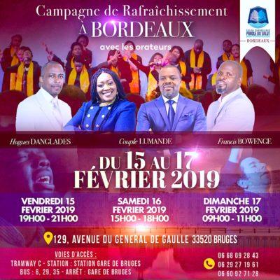 Eglise Parole Du Salut - Bordeaux